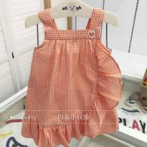 Dress female Other / other 90cm,100cm,110cm,120cm,130cm Other 100% other other 12 months, 18 months, 2 years old, 3 years old, 4 years old, 5 years old, 6 years old, 7 years old, 8 years old, 9 years old, 10 years old