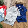 T-shirt Lapel Polo Shirt Short Sleeve royal blue is one size smaller, lapel Polo Shirt Short Sleeve lake blue is one size smaller, lapel Polo Shirt Short Sleeve gray is one size smaller, lapel Polo Shirt Short Sleeve White is one size smaller, lapel Polo Shirt Short Sleeve red is one size smaller