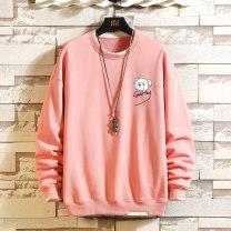 Sweater Youth fashion Others Black, white, dark grey, light blue, pink M. L, s, XL, 2XL, 3XL, 4XL, 5XL, XS plus small other Socket Japanese Retro