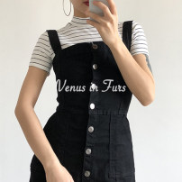 Dress Summer of 2019 Black, blue S,M,L Other / other