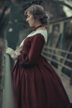 Lolita / soft girl / dress S,M,L,XL,2XL Winter, spring, spring and autumn Customized Lolita