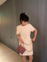 Dress Autumn 2021 White, black S,M,L