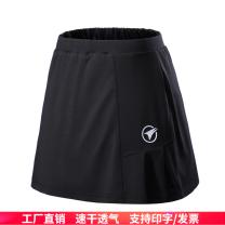 Badminton wear Black, white female M,L,XL,XXL,XXXL Yuyufan Lower garment