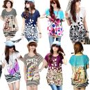 Women's large Summer 2015, spring 2015, autumn 2015 Blue bike, blue peony, 1208 gray, 06 red, 1204,25 blue, pink butterfly, new yd33, purple butterfly, Jinghua red white, 06 blue, new yd26, new yd36, new yd43, mt001, red peony, mt045, yd08, new yd07, new yd03, other numbers Dress singleton  commute