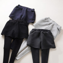 Leggings Winter 2015 thickening trousers 18-24 years old pure cotton