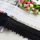 lace White 1 meter, white 1.5 meter, black 1 meter, black 1.5 meter, white half meter, black half meter