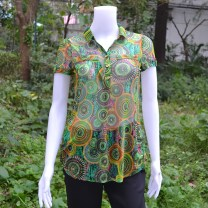 Middle aged and old women's wear Spring 2021 -1,-2 M,L,XL M215 Kayaka