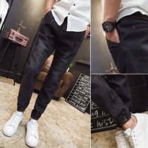 Jeans Fashion City Mafuti M black routine Micro bomb Regular denim E-commerce b269... N08 Cotton 80% polyester 20% Spring 2017 Pure e-commerce (online only)