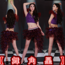 National costume / stage costume Winter 2015 violet One size elastic fabric 18-25 years old