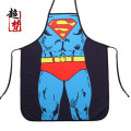 apron Superman (thickened waterproof), Superman (comfortable and breathable) Sleeveless apron antifouling Cartoon other Cooking / baking / barbecue Average size Transcendent saint public no Cartoon