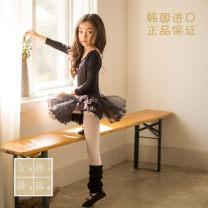 Children's performance clothes Black puff skirt, pink puff skirt female Size 5 is 95-100cm, size 7 is 100-110cm, size 9 is 110-120cm, size 11 is 120-130cm, size 13 is 130-140cm Other / other Ballet