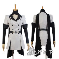 Cosplay women's wear Other women's wear Customized Over 8 years old Custom size message, one size fits all L,M,S,XL Long xingtianxia cos Japan Cut the red pupil