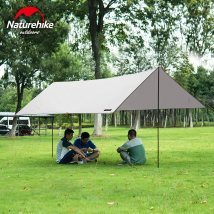 Awning / awning / awning / advertising awning / canopy Naturehike Over 3000mm iron Orange - UV protection UPF50 + dark blue - UV protection UPF50 + silver white - UV protection UPF50+ China Spring 2015 NH15T001-M 420D Oxford cloth yes