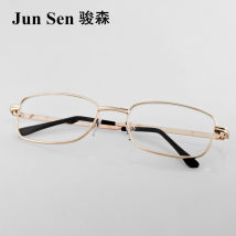 Sun glasses Elegant, avant-garde, gorgeous, classic, simple and comfortable Round face long face square face oval face currency Glass Junsen Zhejiang