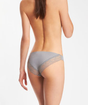 underpants female Light pink light gray red yellow blue complexion S M L Other / other Briefs low-waisted