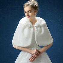 Scarf / silk scarf / Shawl Imitation fur Spring and autumn and winter female Shawl