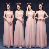 Dress / evening wear Weddings, adulthood parties, company annual meetings, daily appointments XL (chest 80-100) one size fits all (chest 66-85) Al champagne al naked powder BL champagne BL naked powder CL champagne CL Lavender CL naked powder DL champagne DL naked powder DL Lavender Korean version