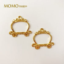 Other DIY accessories Other accessories Alloy / silver / gold RMB 1.00-9.99 One price for gold brand new Fresh out of the oven MOMO J8103