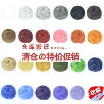 Cosplay accessories Wigs / Hair Extensions Customized Manqi Pavilion A X B C D E F G H I J K L M N O P Q R S T U V W Cartoon characters Average size