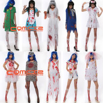 Clothes & Accessories CJ / Chen Jiao Style 2 style 3 style 5 Style 6 Style 7 Style 8 style 9 style 10 stockings (no blood on stockings) Halloween female L m XL average size