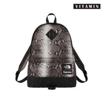 Backpack supreme Green black Backpack