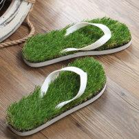 slipper 34/35# 36/37# 38/39# 40/41# 42/43# 44/45# 32/33# 30/31# 28/29# Kema White black Horseshoe heel Low heel (1-3cm) Multi material splicing PVC