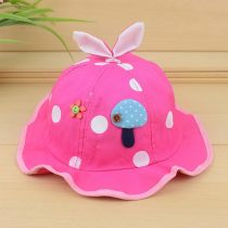Hat Average size 6-24 months (Cap circumference about 48CM) female Fisherman hat dome leisure time Other / other Wide eaves two million seventeen thousand three hundred and sixteen