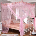 Mosquito net Other / other 3 doors Palace mosquito net 1.0m (3.3 feet) bed 1.2m (4 feet) bed 1.5m (5 feet) bed 1.8m (6 feet) bed 2.0m (6.6 feet) bed 1.8 * 2.2m bed currency one thousand two hundred and eight