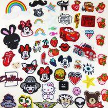 Cloth stickers Cartoon animation