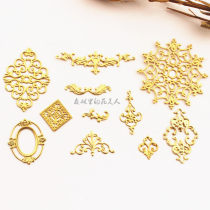 Other DIY accessories Other accessories Alloy / silver / gold RMB 1.00-9.99