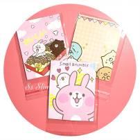 Other DIY accessories Other accessories other 0.01-0.99 yuan One corner card bag, one corner biological card bag, one brown bear, one rabbit card bag