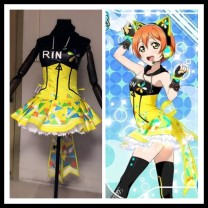 Cosplay women's wear Customized skirt 8 years old and above L M S Anime games Fruit set south bird suit east stripe xi suit Lin suit zhenji suit hua Yang suit nicole suit pictorial suit hai wei suit hand ring foot ear wheat shoes (message size) skirt support (LED luminescence) Butterfly Home Japan
