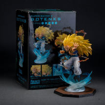 Doll / Ornament / hardware doll goods in stock A wutianx B Felisa comic Japan Only buy DOLL + display box DOLL + display box + lighting PVC Dragon Ball Home furnishings and desktop furnishings static state Banpresto / optical factory Sun WuKong