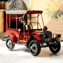 Ornaments iron other Retro nostalgia Beige classic car red classic car 3322 white wheel classic car 3325 green classic car 3324 convertible red classic car locomotive 2321 tractor cool motorcycle (medium) classic car Lafeng motorcycle (medium) bronze four wheel motorcycle bicycle red blue Semi manual