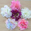 Artificial flower Silk flower flowers and plants Others Mixed color purple white milk white rose red pink yellow green blue purple red Hybrid