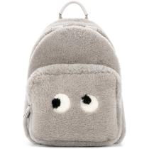 Backpack Other / other Grey ,White Average size woman F12242282 twenty-four thousand six hundred and sixty