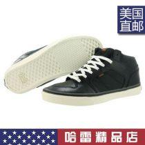 canvas shoe 6.5 (US) No lacing Low Gang VANS Blacks mod395874
