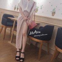 skirt Winter 2016 S [spot] m [spot] l [spot] Nude Pink Black