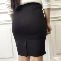 skirt Summer of 2018 XS S M L XL 2XL 3XL 4XL High elastic long black (safety pants lining) high elastic long black (skirt lining) high elastic long black (unlined) high elastic short (safety pants lining) high elastic short (skirt lining) high elastic short (unlined) Middle-skirt Versatile skirt