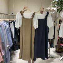 Fashion suit Spring 2021 Average size Black suit, gray suit, coffee suit, navy suit 18-25 years old 51% (inclusive) - 70% (inclusive)