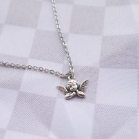 Necklace other RMB 1.00-9.99 Other / other Antique Silver (45cm)