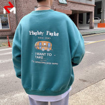 Sweater Youth fashion Zui Meiyi Pavilion S M L XL 2XL other Socket Crew neck autumn easy leisure time youth like a breath of fresh air DSA150-YL045/ Polyester 62% cotton 38% Summer of 2019 Pure e-commerce (online only) Japanese and Korean style