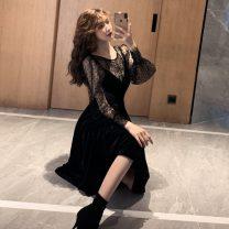 Fashion suit Spring 2020 S,M,L,XL Black, Khaki Other / other 8.10-6