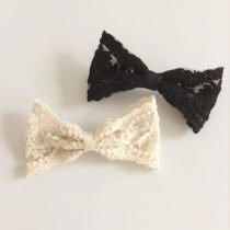 Hair accessories Side clip RMB 1.00-9.99 Other / other brand new Japan and South Korea Fresh out of the oven Lace Not inlaid