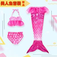 Children's swimsuit / pants Future strategy 100cm 110cm 120cm 130cm 140cm 150cm Children's one piece swimsuit female polyester fiber Summer 2020 no