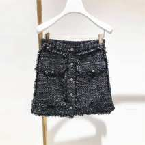 skirt Spring 2021 XS,S,M black Janmiman
