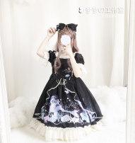 Dress Summer of 2019 Black, light purple, light blue, violet gray S,M,L
