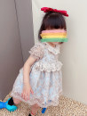 Dress I know it's a deposit female Other / other 80cm,90cm,100cm,110cm,120cm Polyester 100% Lolita Solid color other Fluffy skirt Class B 18 months, 2 years old, 3 years old, 4 years old, 5 years old, 6 years old, 7 years old, 8 years old, 9 years old, 10 years old