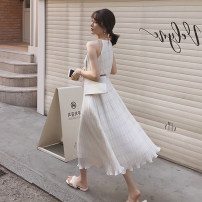 necktie White --- s White --- m white --- l white --- XL Solid color Vivendini Summer 2021