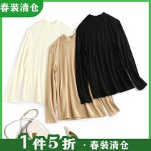 Wool knitwear Spring 2021 XS,S,M,L,XL Camel, white, black Long sleeves other More than 95% Regular routine Solid color Socket 30132-131-004 25-29 years old Other / other
